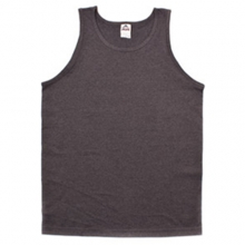 (1307)Adult Tank Top - Charcoal Heather