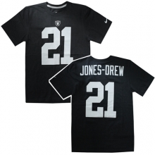 Pro Line 21 Mens Oak Raiders Team Jersey T - Black