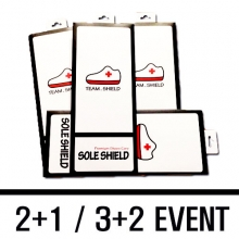 PREMIUM SHOES CARE SOLE SHIELD