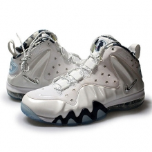 [270]Nike Air Barkley Posite Max USA FIBA World Cup (오염O) [588527-100]