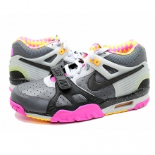 Nike Air Trainer III PRM QS 'Bo Knows Horse Racing' [682933-001]