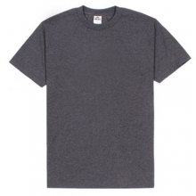 (1301)Adult Short Sleeve Tee - Charcoal Heather