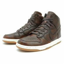 Nike Dunk Lux Burnished SP Brown [747138-221]