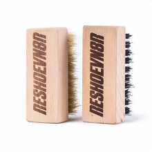 Suede Sole Brush Set