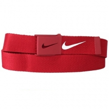 Web Belt - Red