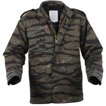 M-65 Field Jacket - Tiger Camo