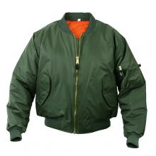 MA-1 Flight Jacket - Olive