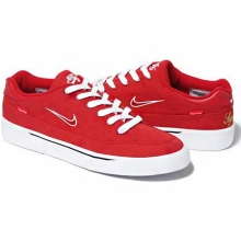 NIKE × Supreme SB GTS QS - Gym Red/Gym Red [801621-661]
