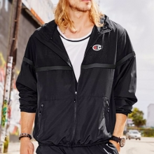 Commuter Wind Breaker - Black