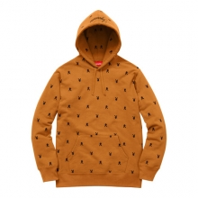 Supreme X Playboy Hooded - Rust