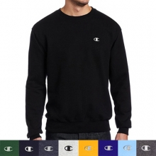 (S2465) Eco Fleece Crewneck - 9 Color