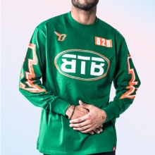 [Bank2Brothers]Speed Long Sleeves - Green