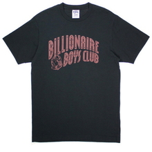 Arch Logo SS Tee - Black/Red
