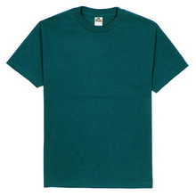 (1301)Adult Short Sleeve Tee - Forest Green