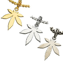 Weed Logo Pendant - 3 Color