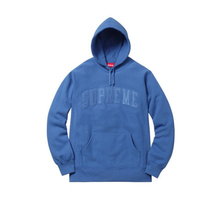 Tonal Arc Hooded Sweatshirt - Royal