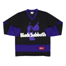 Black Sabbath Hock Jersey - Black