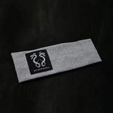 [Blessed Bullet]Judgement Label Hair Band - Grey