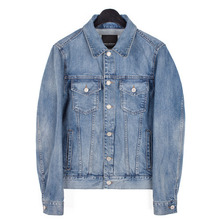 [Piece Worker]Denim Armor 592 - Medium Blue / Standard