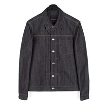 [Piece Worker]Denim Amror 001 - Dark Blue