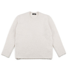 [Piece Worker]Supple Knit - Ivory