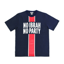 [Nivelcrack]No Ibrah No Party T-Shirt - Navy