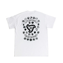 [Nivelcrack]Nivelcrack x City Boys FC T-Shirt - White