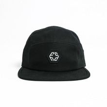 [Nivelcrack]Football Camp Cap - Black