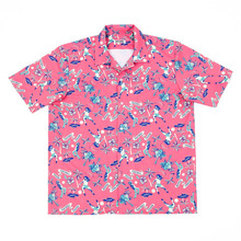 [Nivelcrack]Reggae Football Shirt - Pink
