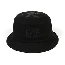 [STIGMA]BVSC BUCKET HAT BLACK