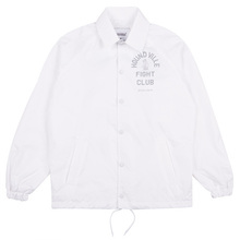 [HOUNVILLE] FC Coach Jacket - White