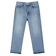 [Andersson Bell] LONDON SIDE LINE CROP JEANS apa153