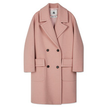 [Andersson Bell] NEW ALICE OVERSIZED COAT awa068 - Pink