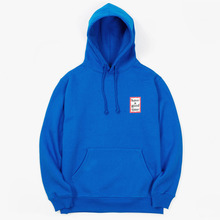 [Have a good time] Mini Frame Pullover - Blue