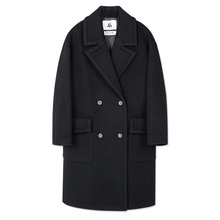 [Andersson Bell] NEW ALICE OVERSIZED COAT awa068 - Black