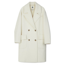 [Andersson Bell] NEW ALICE OVERSIZED COAT awa068 - Ivory