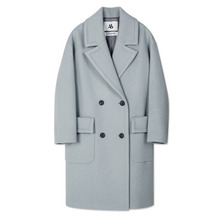 [Andersson Bell] NEW ALICE OVERSIZED COAT awa068 - Sky Blue
