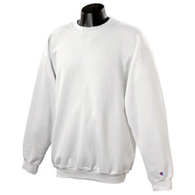 Eco Crewneck Sweatshirt - White