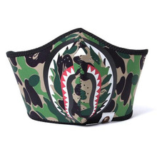 [Bape] ABC Shark Mask Mens - Green