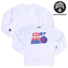 [Candlroute] CDRT SW Crewneck - Snow White