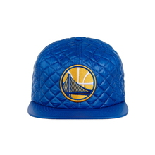 [Mitchell&Ness] Vq46z-Enba Golden State Warrios Quilted BL