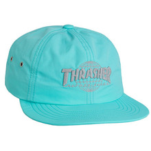 [HUF x Thrasher] TDS 6 Panel Cap - Mint