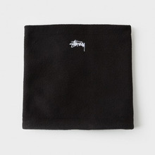 [Stussy] (10%세일) Neck Gaitor - Black