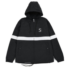 [Stussy] (10%세일) Sport Nylon Jacket - Black