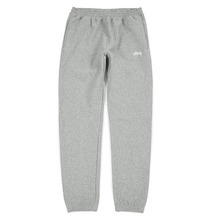 [Stussy] (10%세일) Overdye Stock Fleece Pants - Grey