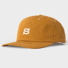 [Stussy] (10%세일) Cotton Nylon Cap - Mustard