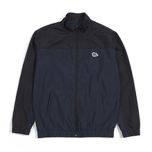 [GRASSHOPPER] Wappen Track Jacket - Black