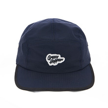 [GRASSHOPPER] Wappen Camp Cap - Navy