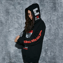 [3/16 예약발송] [AROUND80]Missing Cleo Hoodie - Black