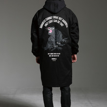 [HOUNDVILLE] 40%할인 OVERFIT coach jacket black